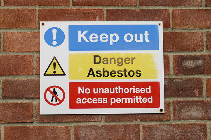 asbestos training course